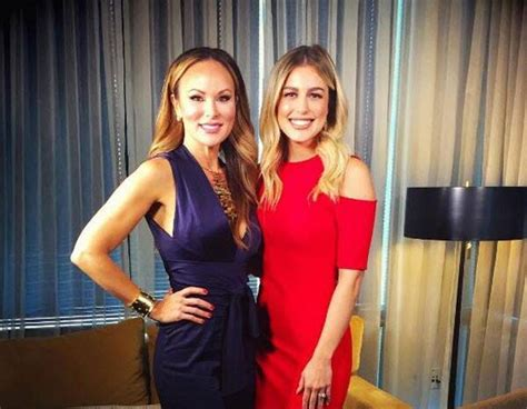 Carissa Culiner From Behind The Scenes Of E! News