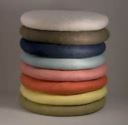 round cushions for chairs
