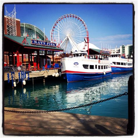 Boat Rides At Navy Pier by Navy Pier Chicago Enjoy The Beautiful Waterfront Of Lake