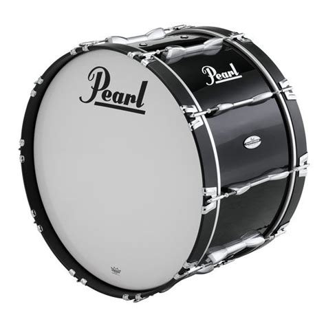 Pearl Championship Series Marching Bass Drum (PBDML ...
