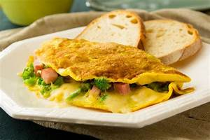 Ham and Cheese Omelet Recipe | Cabot Creamery