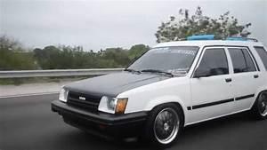1986 Toyota Tercel Station Wagon