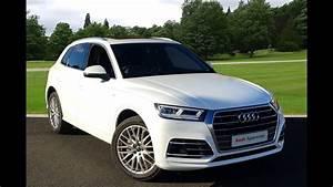 Audi Q5 S Line 2017 : yh67fby audi q5 tfsi quattro s line white 2017 bradford audi youtube ~ Medecine-chirurgie-esthetiques.com Avis de Voitures