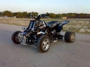 Custom Yamaha Banshee ATV