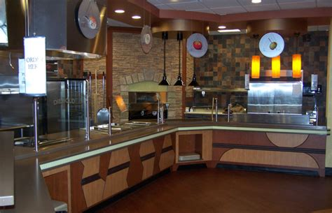 Custom Millwork For Food Service Industries  Akron, Oh