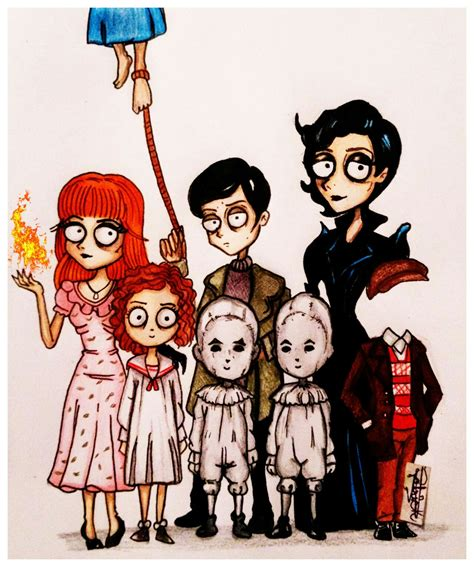 miss peregrine s home for peculiar children home for peculiar children