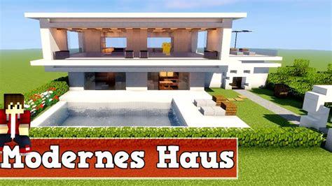 Wie Baut Man Ein Modernes Haus In Minecraft #2 Minecraft