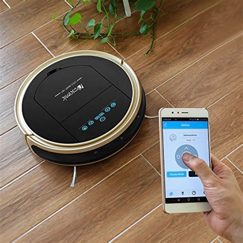 Staubsauger Roboter Garage by Proscenic 790t Wlan Staubsauger Roboter 2 In 1