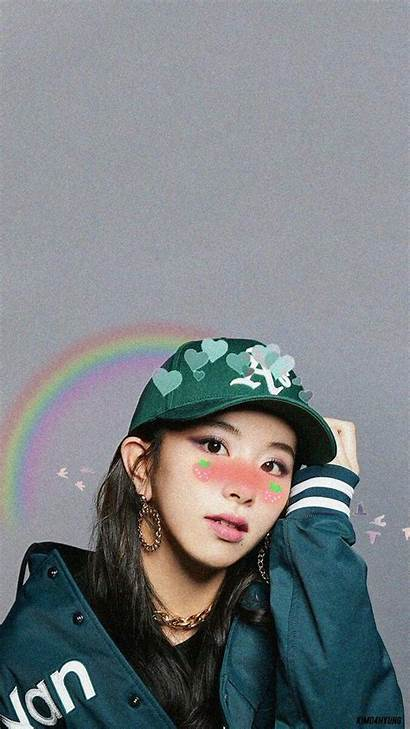 Twice Wallpapers Jungyeon Chae Young Kpop Momo