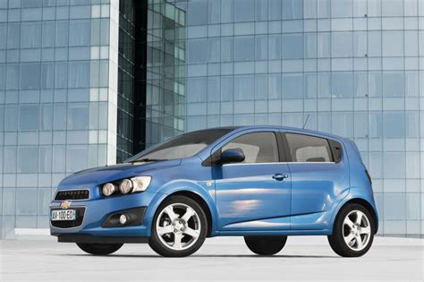 Allnew Chevy Aveo Launches In Europe This Summer Gm