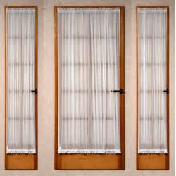 sidelight window curtain rods lace sidelight door curtains voile door curtain