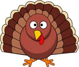 thanksgiving turkey vector clip
