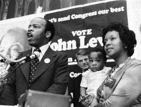john lewis civil rights atlanta wife lillian history congressman his jr journal 1977 desk icon lowell support april congress wyche