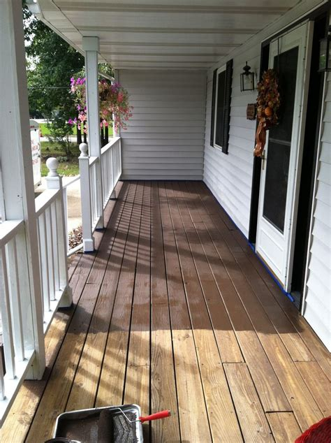 behr deck   padre brown projects completed