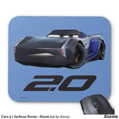 cars  jackson storm storm  mouse pad zazzlecom