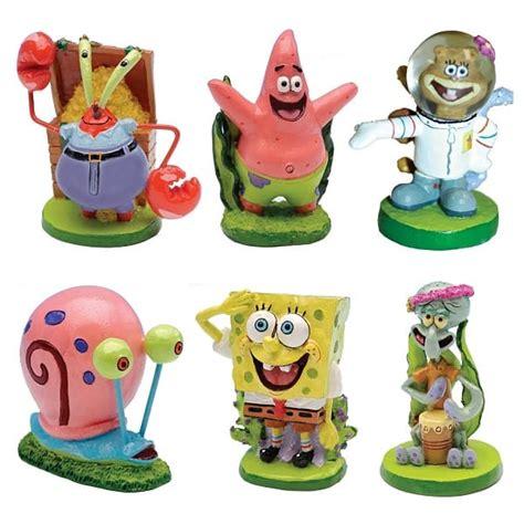 spongebob fish tank ornaments uk 28 images mini