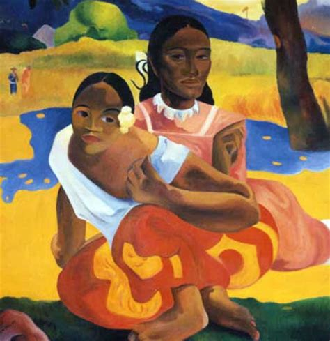 nafea faa gauguin marry paul painting expensive most madrid display goes impressionist reportedly french ever