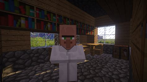 librarian minecraft seeds