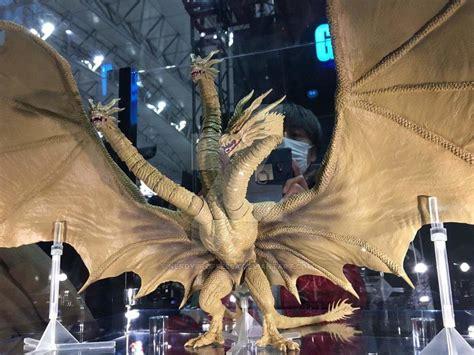 King Ghidorah 2019 Sh Monsterarts By Nerdyproffessa On