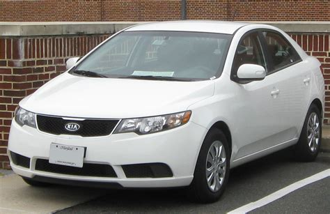 2009 Kia Forte Related Infomation,specifications