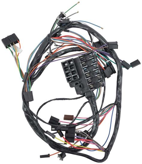 Dash Wiring Harnes by 1965 All Makes All Models Parts Nv56779 1965 Chevy Ii