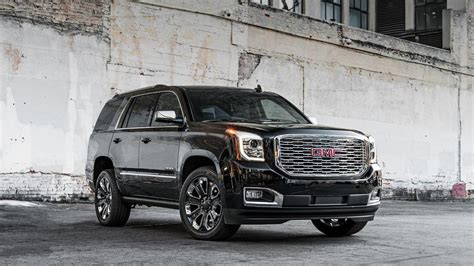 2019 Gmc Yukon Denali by Road Test 2019 Gmc Yukon Denali The National