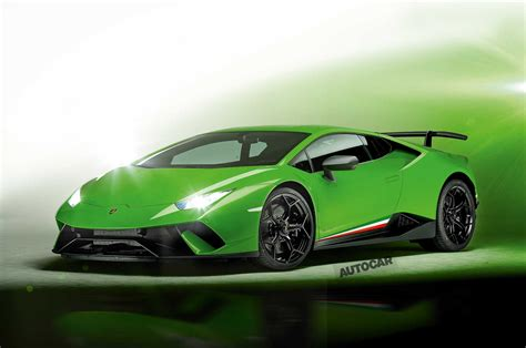 New Lamborghini Huracan Performante  Exclusive Pictures