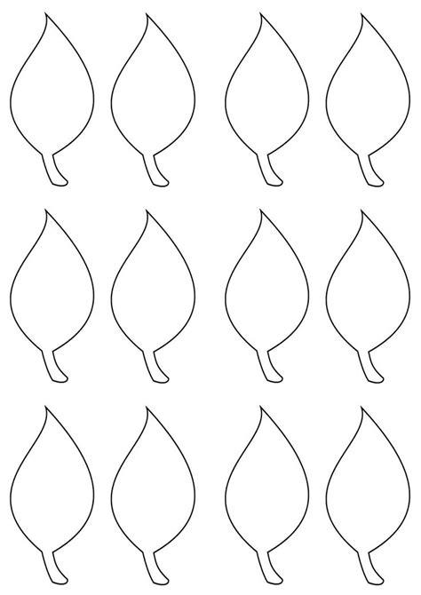 pin  toniann worden  dlya scheta leaf template flower