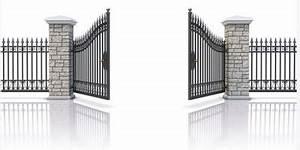 Vial Portillon Fer : vial portail coulissant perfect portail coulissant with ~ Premium-room.com Idées de Décoration