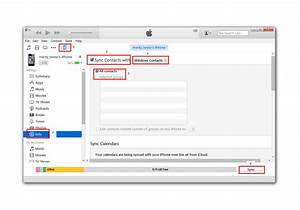 Synchroniser Contact Iphone : how to transfer contacts from iphone to computer leawo tutorial center ~ Medecine-chirurgie-esthetiques.com Avis de Voitures