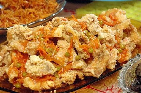 5 papan petai, buang serat di kedua sisinya. Resep Masakan Nusantara: Ikan goreng tepung