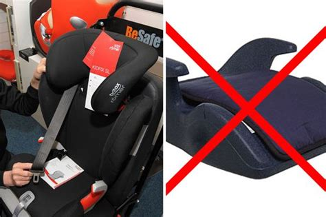 What You Need To Know About Car Booster Seats Just One