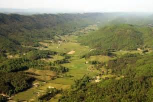 Valley Ridge Region Georgia