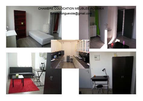 roubaix lille m 233 tro chambre coloc appartement studio t1 location chambres lille