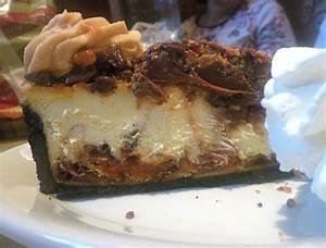 Adam's Peanut Butter Cup Fudge Ripple Cheesecake - Yelp