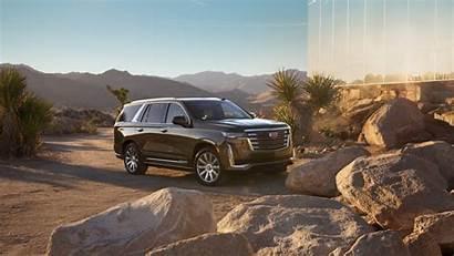 4k 2021 Cadillac Escalade Luxury Platinum Wallpapers