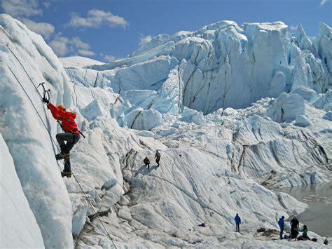 dress mica mica guides glacier trekking climbing alaska