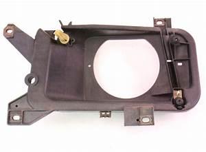 Lh Headlight Bracket 93-99 Vw Jetta Mk3 Head Light Lamp