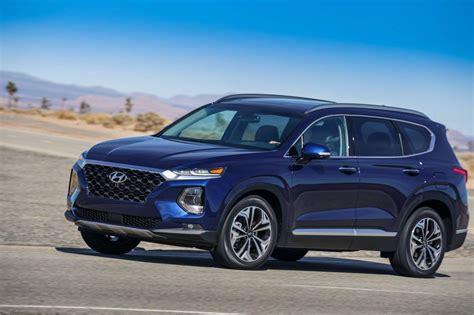 Allnew 2019 Hyundai Santa Fe Has Us Debut At Nyias