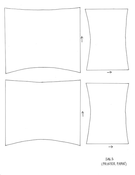 Pirate Ship Sail Template by 5 Best Images Of Free Printable Boat Template Simple