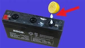 Super Easy Battery Repair  Dry Batteries Repair At Home