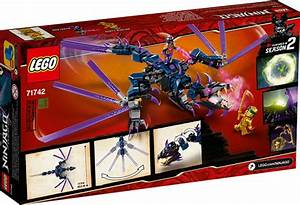 official images of lego ninjago 71742 overlord revealed