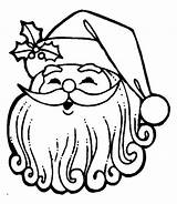 Coloring Santa Claus Beard Pages Christmas Curly Happy Print Joyful Printable Template Goatee Mrs Draw Colornimbus Drawing Netart Getcolorings sketch template