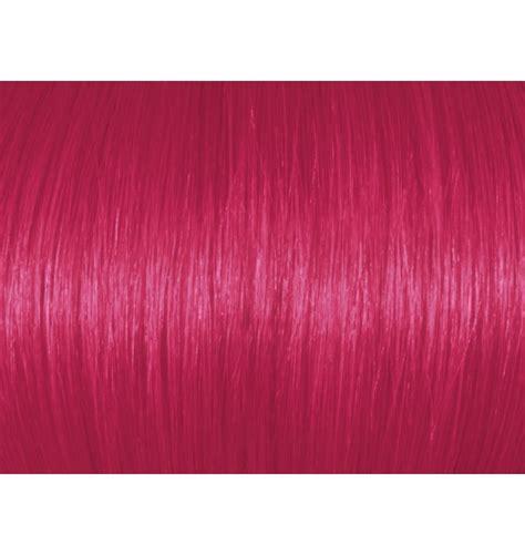fuschia hair color fuscia pink hair color