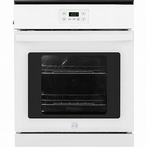 Kenmore 40272 24 U0026quot  Manual Clean Electric Wall Oven