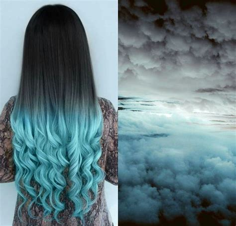 17 Best Ideas About Black Hair With Ombre On Pinterest