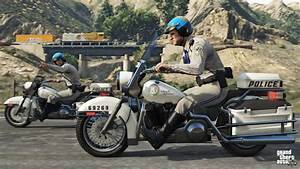 GTA 5: Police Motorcycles 100% Spawn Locations - YouTube