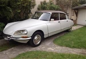 Ds 23 A Vendre : voitures anciennes de collection pour mariage et c r monies ~ Gottalentnigeria.com Avis de Voitures