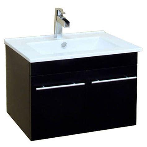 Floating Vanity Sink by Modern Floating Sink Vanity In Bathroom Vanities