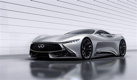 Vision Gran Turismo Specs by Introducing The Infiniti Concept Vision Gran Turismo